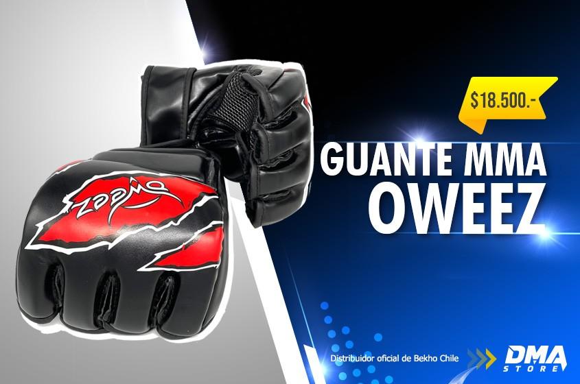 Guante MMA